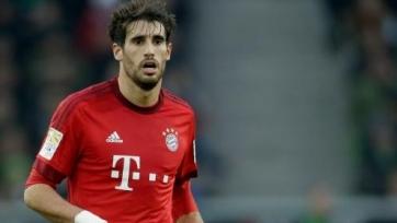«Бавария» будет играть с ПСВ без Хави Мартинеса