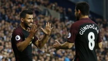 Гвардиола: «Агуэро является одним из лучших футболистов в мире»