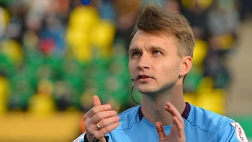 Лапочкин: «В судейскую комнату во время матча «Терек» - «Рубин» никто не заходил»
