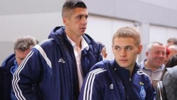 Киевское «Динамо» отправилось в Лиссабон, Ярмоленко остался дома