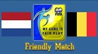 Голландия - Бельгия Обзор Матча (09.11.2016)