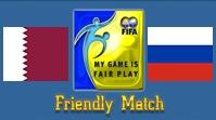 Катар - Россия Обзор Матча (10.11.2016)