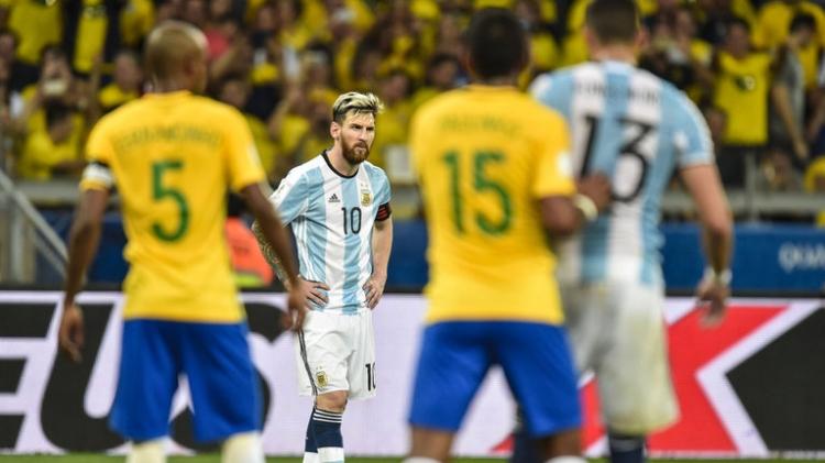 «Мы вляпались в дерьмо». Как Аргентина испытывает проблемы в отборе к ЧМ-2018