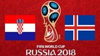Хорватия - Исландия Обзор Матча (12.11.2016)
