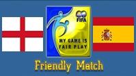 Англия - Испания Обзор Матча (15.11.2016)