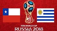Чили - Уругвай Обзор Матча (16.11.2016)