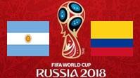 Аргентина - Колумбия Обзор Матча (16.11.2016)