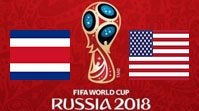 Коста-Рика - США Обзор Матча (16.11.2016)