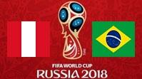 Перу - Бразилия Обзор Матча (16.11.2016)
