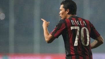 Карлос Бакка может покинуть «Милан» зимой