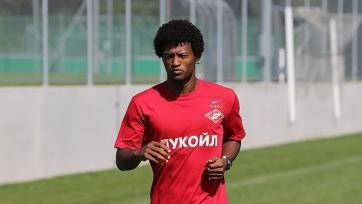 Глушаков: «Зе Луиш – топовый нападающий, можно сказать, лучший в России»