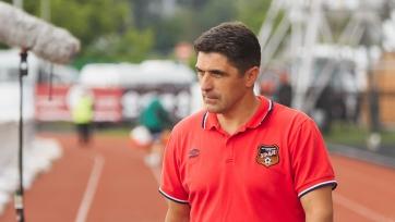Юрий Матвеев назначен исполняющим обязанности главного тренера «Урала»
