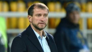 Официально: «Крылья Советов» рассматривают Скрипченко в качестве кандидата на пост главного тренера