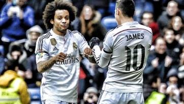 Стала известна заявка «Реала» на матч с «Легией»