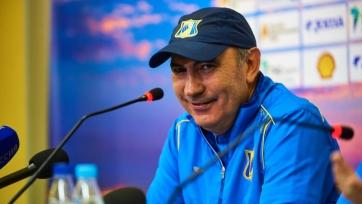 Бердыев: «Ростов» рассчитывает взять очки»