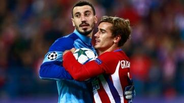 «Атлетико» вырвал победу в поединке с «Ростовом»