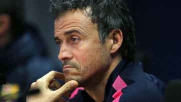 Энрике: «Барса» стала допускать ошибки после первого гола «Сити»