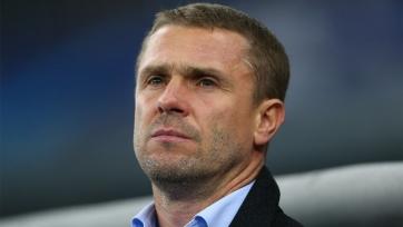 Ребров прокомментировал поражение от «Бенфики»