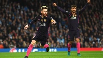 Футболисты «МанСити» оскорбляли Месси после матча