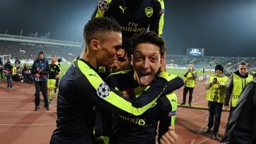 Озил: «Арсенал» совершил потрясающий камбэк»