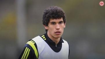 Вальехо: «Мечтаю вернуться в «Реал» и стать игроком основы»