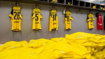 «Боруссия» Дортмунд - «Спортинг», прямая онлайн-трансляция. Стартовый состав «Боруссии»