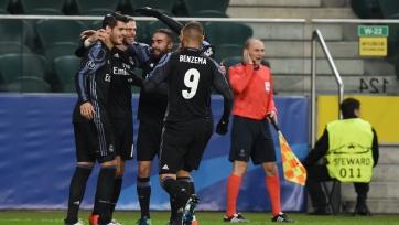 Гарет Бэйл забил самый быстрый гол «Реала» в истории выступлений в Лиге чемпионов