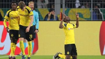 Дортмундская «Боруссия» добыла три очка в матче со «Спортингом»