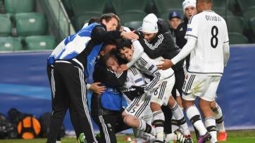 «Легия» изумила футбольный мир, едва не обыграв мадридский «Реал»