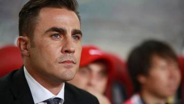 Каннаваро не принял предложение «Интера» возглавить команду