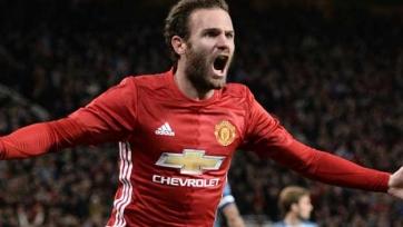 Мата назван лучшим игроком «Манчестер Юнайтед» в октябре