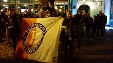 В Одессе фанаты «Черноморца» напали на фанов «Фейеноорда»