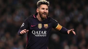 УЕФА не станет наказывать Месси за перебранку с Микелем Артетой