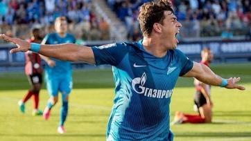 Жулиано вышел на первое место в списке самых эффективных игроков ЛЕ