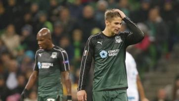 «Краснодар» может попасть в плей-офф, даже если проиграет два последних матча