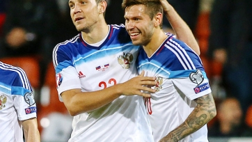 Дзюба и Смолов ещё могут быть вызваны в сборную России
