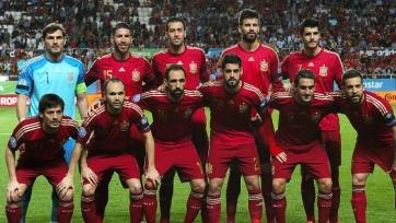 Испания опубликовала заявку на поединки с македонцами и англичанами
