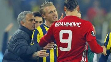 Кьер: «Ибрагимович – высокомерный игрок»
