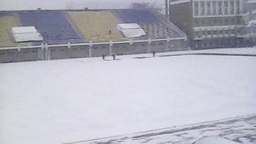 Матч «Луч-Энергия» – «Кубань» отложен на три часа из-за снегопада