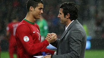 Фигу: «Теперь величайший игрок в истории Португалии – Роналду, а не Эйсебио»