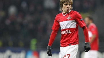 Ананидзе получил травму и не сыграет против «Томи»