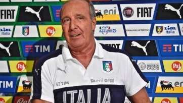 Вентура определился с заявкой сборной Италии на предстоящие матчи