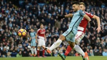 Агуэро забил 150-й гол за «Сити»