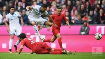 «Бавария» потеряла очки в матче с «Хоффенхаймом»