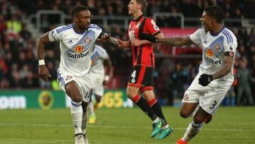 Первая победа «Сандерленда», «Вест Хэм» сыграл вничью со «Стоком»