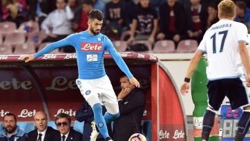 «Наполи» не сумел переиграть «Лацио»