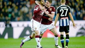 «Торино» впервые с 1947-го года забил 27 голов в 12 матчах