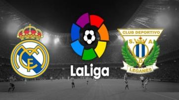 «Реал» – «Леганес», прямая онлайн-трансляция. Стартовые составы команд
