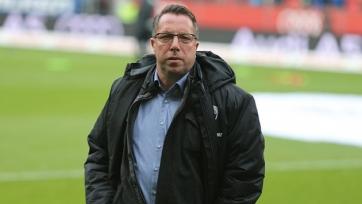 «Ингольштадт» попрощался с главным тренером