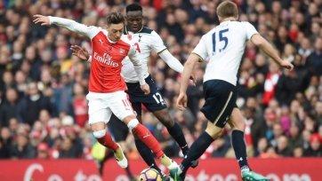 «Арсенал» и «Тоттенхэм» поделили очки в очном противостоянии